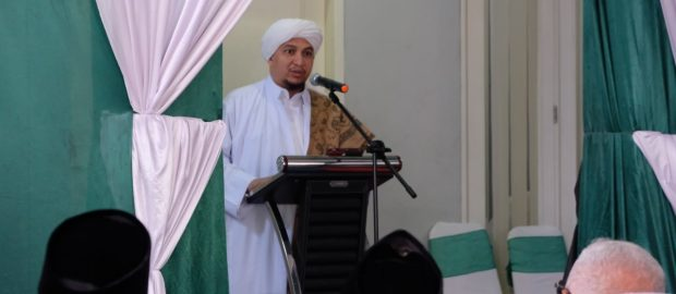 MAHYA Berikan Penghargaan Untuk M. Asad Shahab, 'Singa' Literasi Indonesia