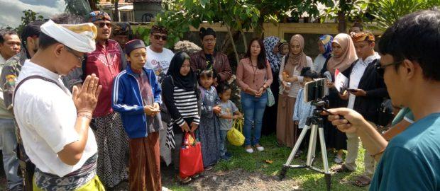 """SALBY"" Ziarah Wali Bali Jalankan Amanah Habib Luthfi"