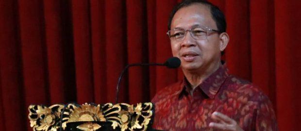 Gubernur Titip Jaga Budaya Bali Dalam Muswil DMI