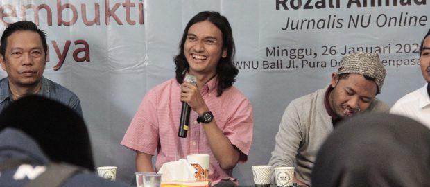 Virdika: Saya Di-NU-kan di Bali