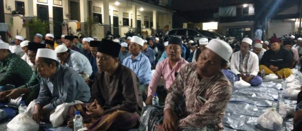 IKSASS Badung Adakan Do'a Bersama untuk KH. Muzakki Ridwan
