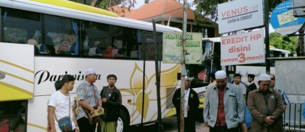 Magnet Haul Majemuk Sukorejo, IKSASS Denpasar Berangkatkan 160 Alumni