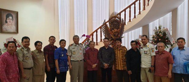 H. Mulyadi Dampingi Saat Audiensi, Ini Jawaban Gubernur Bali Terkait Lahan Sumberkima