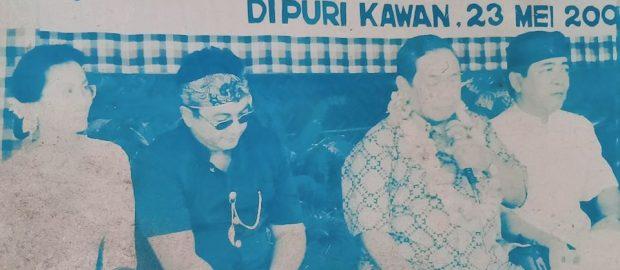 Jika ke Bali, Kenapa Gus Dur Mainnya ke Puri, Pura, Ashram dan Tokoh Hindu?