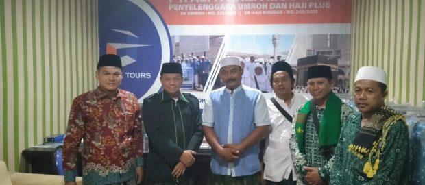 Ketua PCNU Badung Lepas Peraih Hadiah Umrah Harlah NU