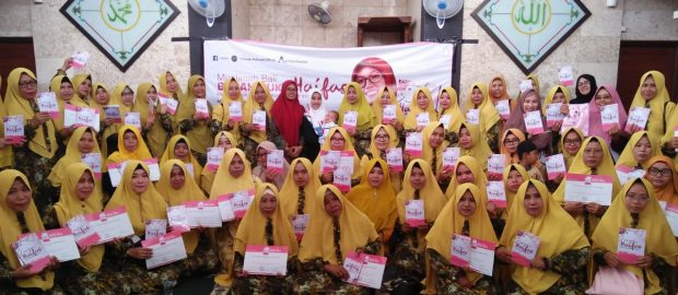Bedah Buku Haifas, Muslimah Bali Antusias Perdalam Ilmu Reproduksi Perempuan