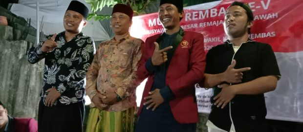 Abul Hasan Terpilih Lagi, Pimpin Remaja Barat Alasmalang di Bali