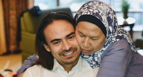 Ashraf Sinclair: Saya Ingin Bersama Rasulullah