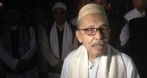 Pengurus Harian Shalatkan Jenazah KH. Ahmad Bagja di Masjid PBNU