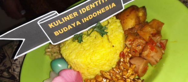 Kuliner Indentitas Budaya Indonesia