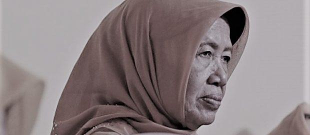 Sudjiatmi Notomihardjo, Wanita Sederhana Dibalik Keberadaan Jokowi