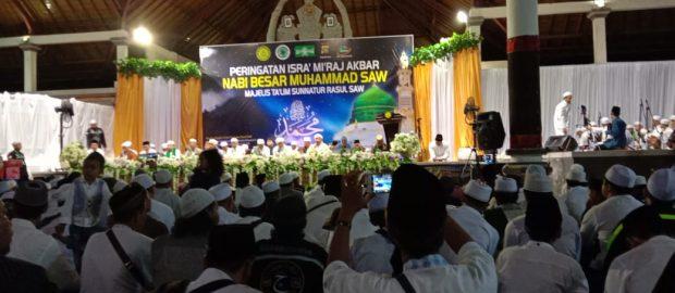 Isra Mi'raj Untuk Menambah Kecintaan Pada Rasulullah SAW