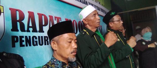 Rakor Persiapan Rakernas JRA di Bali 2020