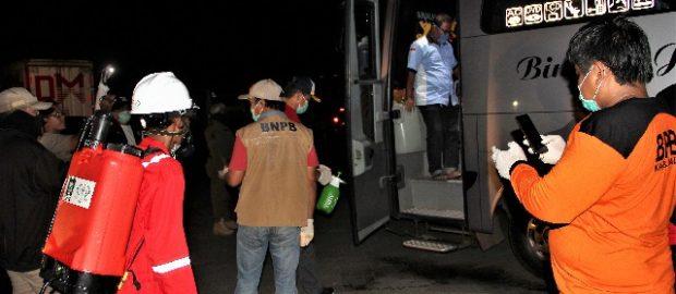 Santri Asal Bali Dinyatakan Bebas dari COVID-19 Sebelum Dipulangkan