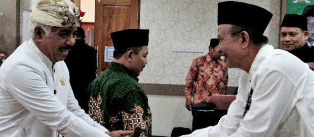 Hadiri Muskerwil NU Bali, Ketua FKUB Sampaikan 4 Titah Kerukunan