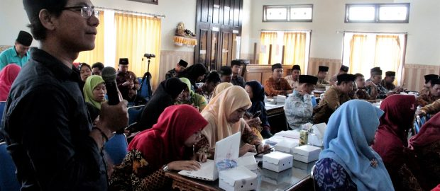 Aswaja Dewata Berikan Pembinaan Dakwah Medsos di Kemenag Tabanan