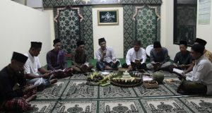 Satu Tahun Majelis Ibrahimy, Istiqamah Ratibul Haddad dan Ngaji Kitab