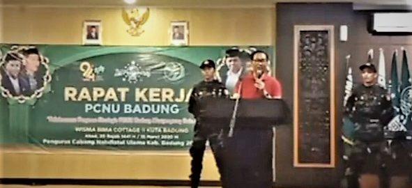 Wakil Bupati Badung: Menghancurkan NU, Sama Saja Menghancurkan NKRI