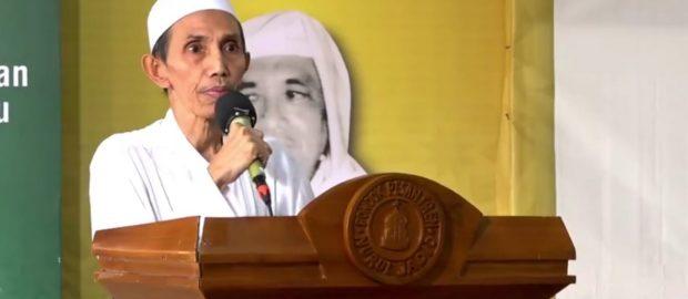 Kiai Zuhri Berkisah Sikap Sayidina Umar Menghadapi Wabah