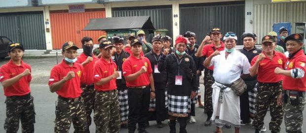 Nyepi 2020, Kerjasama Banser dan Pecalang Kabupaten Buleleng Semakin Erat