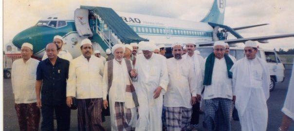 Abah Guru Sekumpul dan Habib Anis Al Habsyi, Dua Mutiara Ilmu