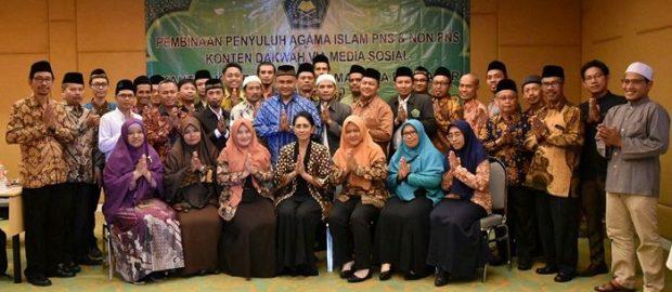 Antisipasi Covid-19 di Tempat Ibadah, Kemenag Denpasar Edarkan Surat Informasi