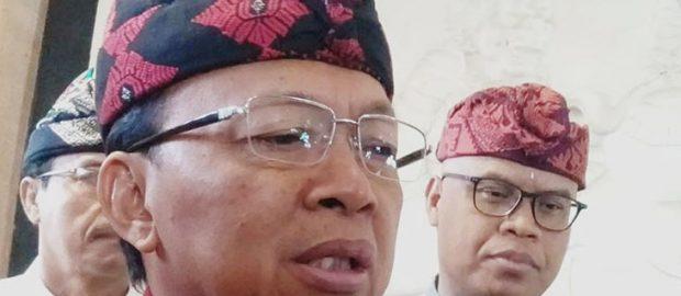 Gubernur Bali: Akses Internet dan TV Tetap Ada Saat Nyepi