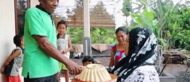 Dua Tradisi Masyarakat Bali Yang Dibudayakan Umat Muslim Bali