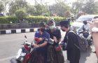 Tangkis Covid19, Pagar Nusa Gianyar Bagikan 1000 Masker