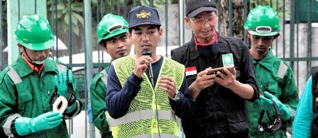 Potret Relawan Muda NU Bali di Tengah Pandemi