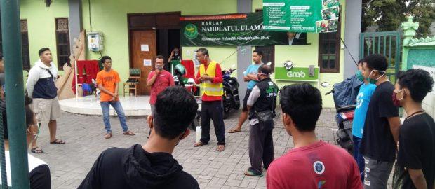 Kepala Dusun Banjar Buagan Apresiasi Peran Serta NU Cegah COVID-19