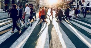 Revolusi Peradaban Manusia Sedang Berlangsung