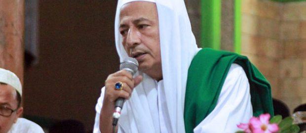 Kisah Habib Luthfi Berzakat Fitrah Hingga Ratusan Ton