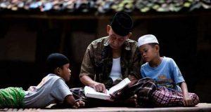 Asyiknya Perdebatan Ulama tentang Zakat Fitrah kepada Guru Ngaji