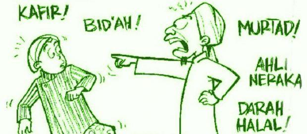 Ustadz Salafi Hobi Nuduh Bid'ah, Karena Wawasannya Selebar Daun Kelor