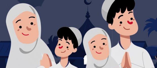 Lima Ketentuan Hukum Posting Foto Keluarga Momen Idul Fitri