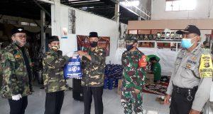 Jalankan Hablumminannas, Ansor Gianyar Aktifkan Gugus Tugas Covid-19