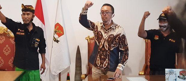 Tanggapi Aksi Demo Tolak RUU HIP Berujung Pembakaran Bendera Partai, PGN Bali Sampaikan Pernyataan Sikap