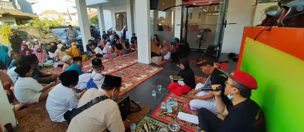 Jelang Mulainya Tahun Ajaran Baru, PGN Bali Santuni Anak Yatim