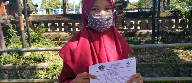 NU Bali Bersama Bupati Badung Lakukan Rapid Test Santri Tahap II dari 18 Pesantren