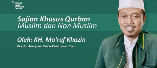 Hubungan Muslim dan Non Muslim Dalam Masalah Qurban