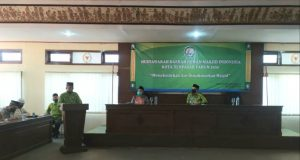 Musda DMI Kota Denpasar Hasilkan Ketua Baru
