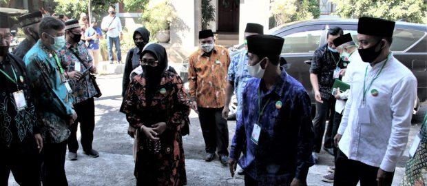 Bertemu DPW SAHI Bali, Putri Wapres; Sinergi Umaro, Ulama dan Usahawan Menjadi Keharusan