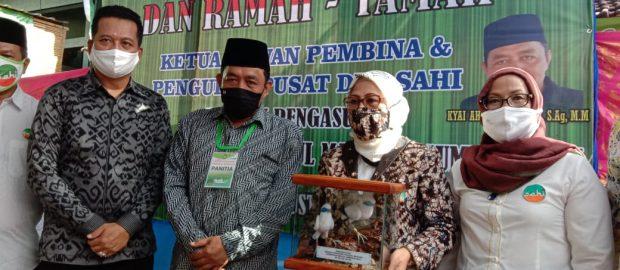Kunjungi PP Thariqul Mahfudz Jembrana, Hj. Siti Ma'rifah; SAHI Siap Bermitra Dengan Pemerintah Bangun Ekonomi Kerakyatan