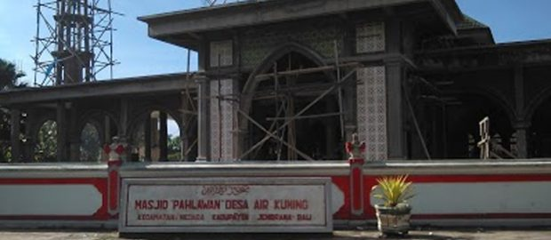 Masjid Pahlawan Jembrana, Saksi Bisu Perjuangan Rakyat Bali