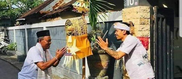 Sejarah Awal Mula Munculnya Konsep Menyame Braya Dan Menyame Slam Di Bali