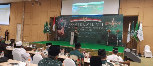 Konferwil VII Pengurus Wilayah Nahdlatul Ulama Provinsi Bali