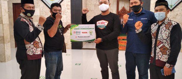 Sinergi DMI Bersama BNI Syariah kota Denpasar, Salurkan Bantuan Rehab Masjid dan Mushola