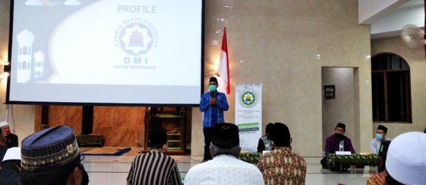 Hadiri Silaturahmi DMI kota Denpasar, Kepala KUA Denpasar Selatan berikan Apresiasi