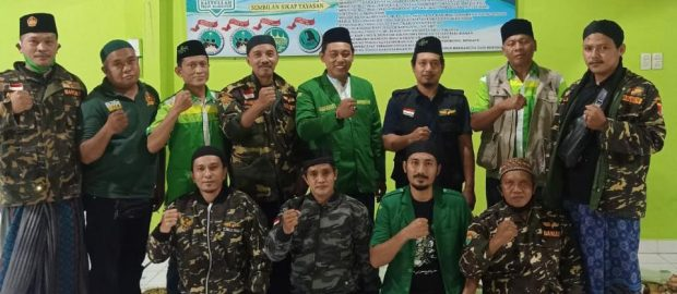 PAC GP Ansor Blahbatuh Dibentuk, Setiap Kader Diharap Militan dan Selalu Dalam Satu Komando